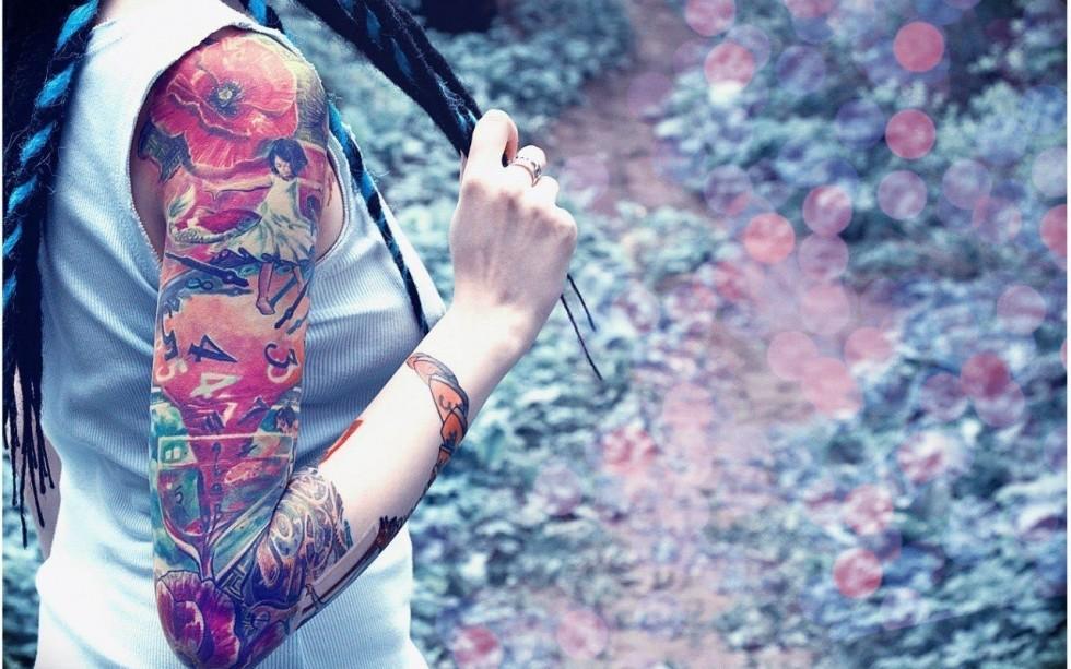 Científicos Descubren Los Beneficios De Los Tatuajes